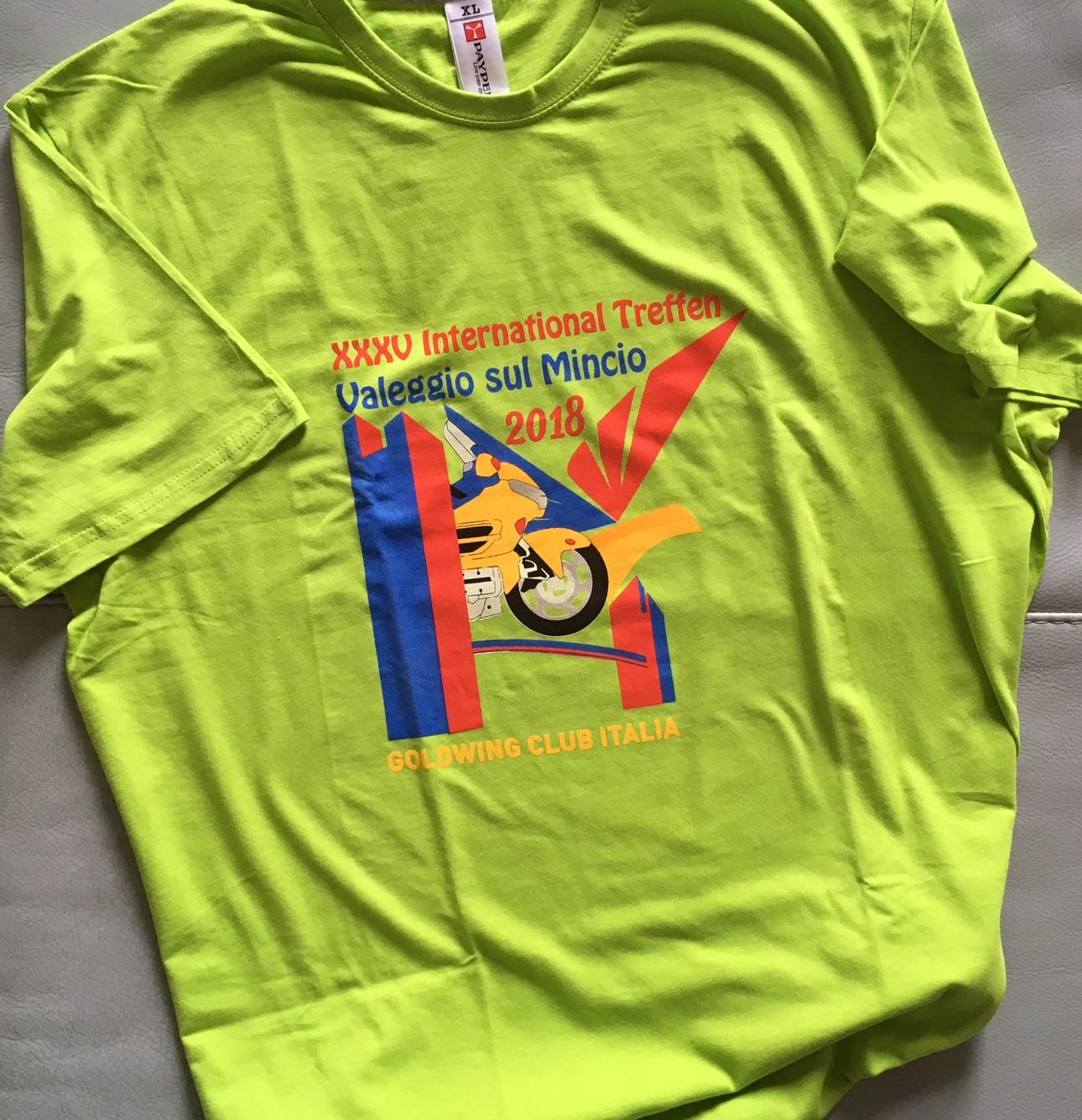 T-Shirt Internazionale Valeggio sul Mincio
